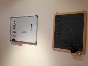 L'opera di Sara Faccin (+ Andrea Fasolato) - Grammar Lesson (Esercizi d'amore)