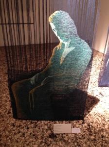 Accidia, 2011 Cotone, tela Gobelin