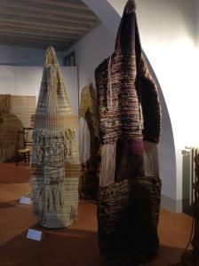 Sacco senza chiusura, 1980 Scultura tessile, polimaterica