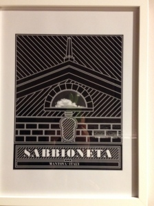 Sabbioneta - Porta Imperiale - Umberto Mischi - personal work (2013) - digital