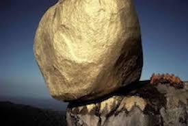 H K La roccia d'oro