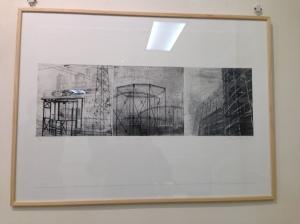 Studio per tappeto urbano - Elena Molena