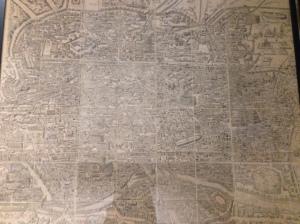 Pirro Ligorio -  Anteiquae urbis imago - Roma 1561