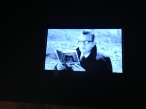 """Orson Welles in """"La Ricotta"""""""