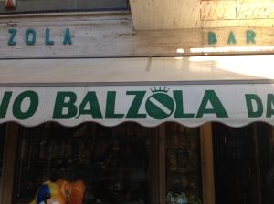 Balzola, dal 1902 pasticceria di Alassio
