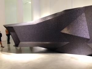 Arik Levy - Rock Chamber, 2012