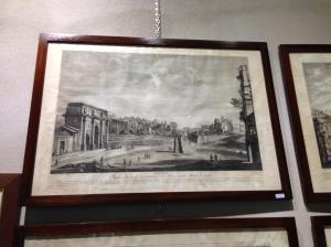 Veduta di Roma - Giovanni Volpato