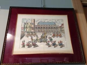 Vicenza - Carta Remondini