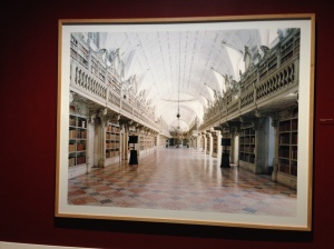 Biblioteca do Palacio e Convento de Mafra,Portugal