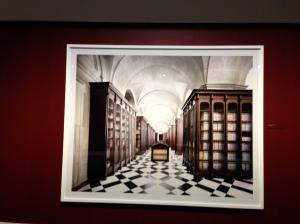 Candida Höfer, Archivo General de Indias Sevilla