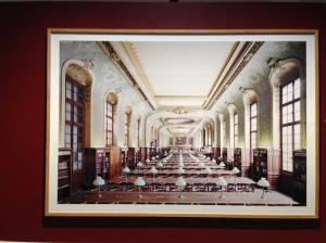 Candida Höfer Bibliothèque de la Sorbonne Paris I