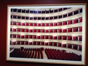 Candida Höfer - Teatro La Scala di Milano