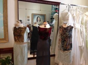 Capsule collection con i tessuti di Mirella Spinella