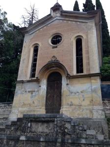 La Cappella pertinente a Villa Rossi