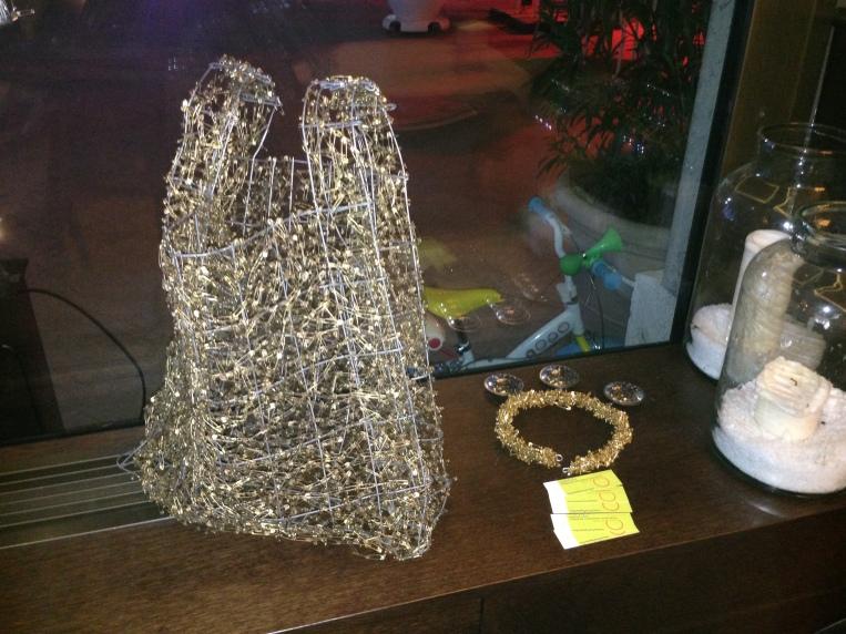 Gabriella Chilina Crisci - People Bag